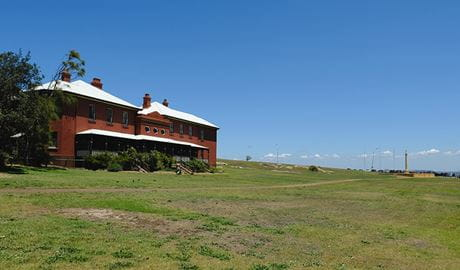 La Perouse Museum, Kamay Botany Bay National Park. Photo: E Sheargold/OEH.