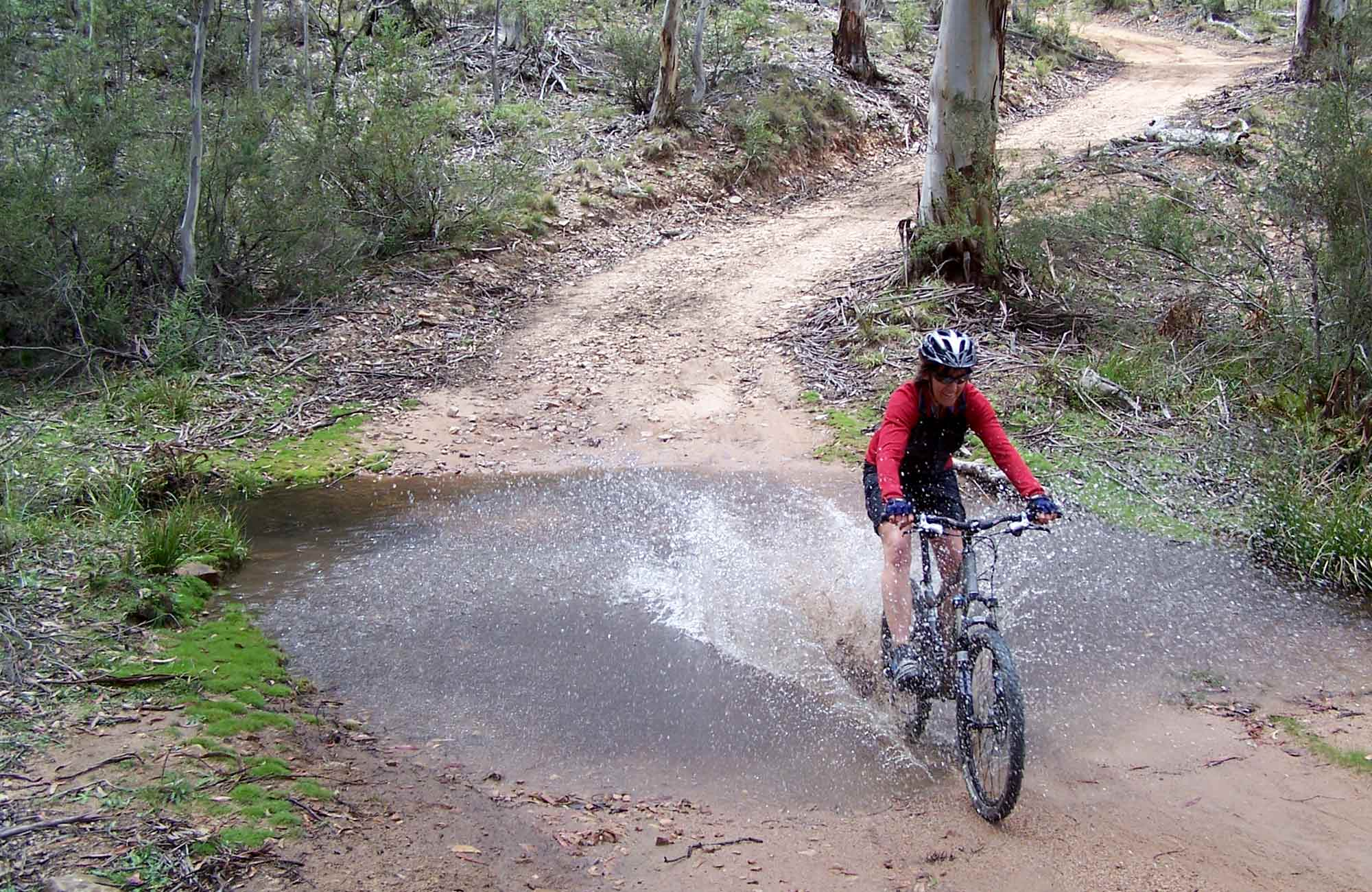 Boyd River Loop Mountain Biking, Kanangra National Park. Photo: J Bros/NSW Government