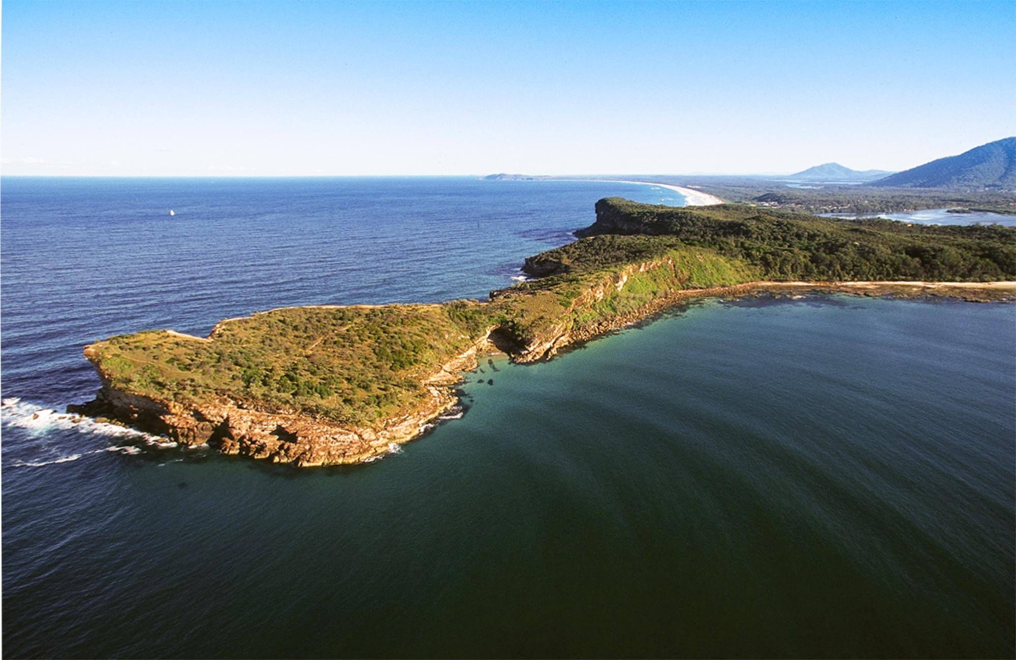 Kattang Nature Reserve. Photo: NSW Government