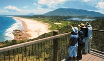 Hamleys lookout, Kattang Nature Reserve. Photo: NSW Government