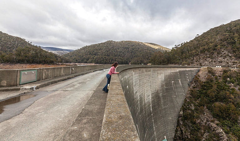 Tumut Pond Dam, Kosciuszko National Park Photo: Murray Vanderveer