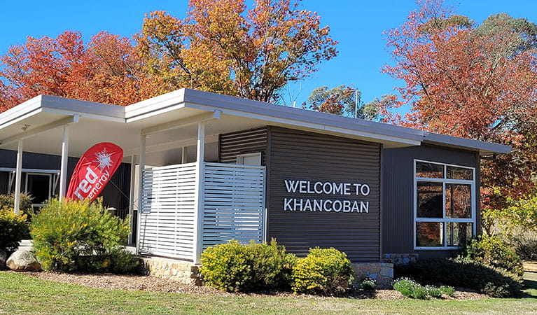 Khancoban Visitor Centre, Kosciuszko National Park. Photo: Elinor Sheargold