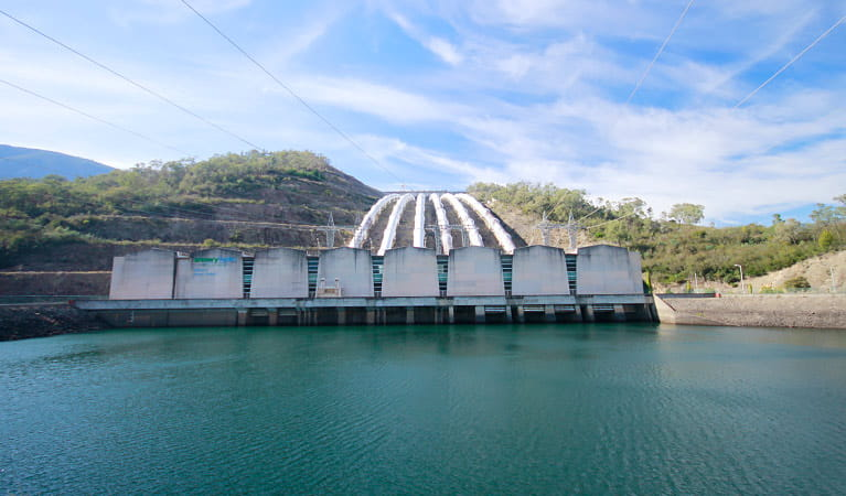 Tumut 3 Power Station, Talbingo, near Kosciuszko National Park. Photo: E Sheargold