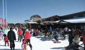 Selwyn Snow Resort, Kosciuszko National Park. Photo: K Heatley/NSW Government