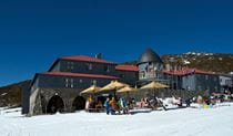 Charlotte Pass Ski Resort, Kosciuszko National Park. Photo: S Pawsey/Charlotte Pass Village Pty Ltd