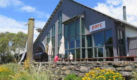 Parc Cafe, Kosciuszko National Park. Photo: Elinor Sheargold/OEH