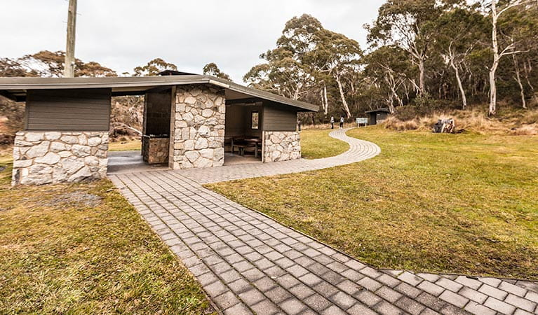 Thredbo River picnic area, Kosciuszko National Park. Photo: Murray Vandaveer