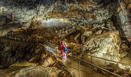 Yarrangobilly Caves, Kosciuszko National Park. Photo: Murray Vanderveer