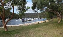 Apple Tree picnic area, Ku-ring-gai Chase National Park. Photo: Andy Richards