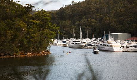 Bobbin Head, Ku-ring-gai Chase National Park. Photo: Andy Richards