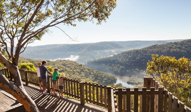 Kalkari Discovery Centre, Ku-ring-gai Chase National Park. Photo: David Finnegan/OEH