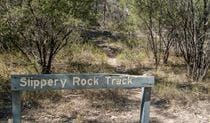 Slippery Rock walking track, Kwiambal National Park. Photo: Michael Van Ewijk