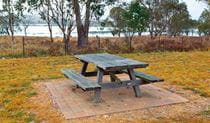 Little Llangothlin picnic area, Little Llangothlin Nature Reserve. Photo: Rob Cleary