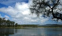 Termeil Lake, Meroo National Park. Photo: J Dunn