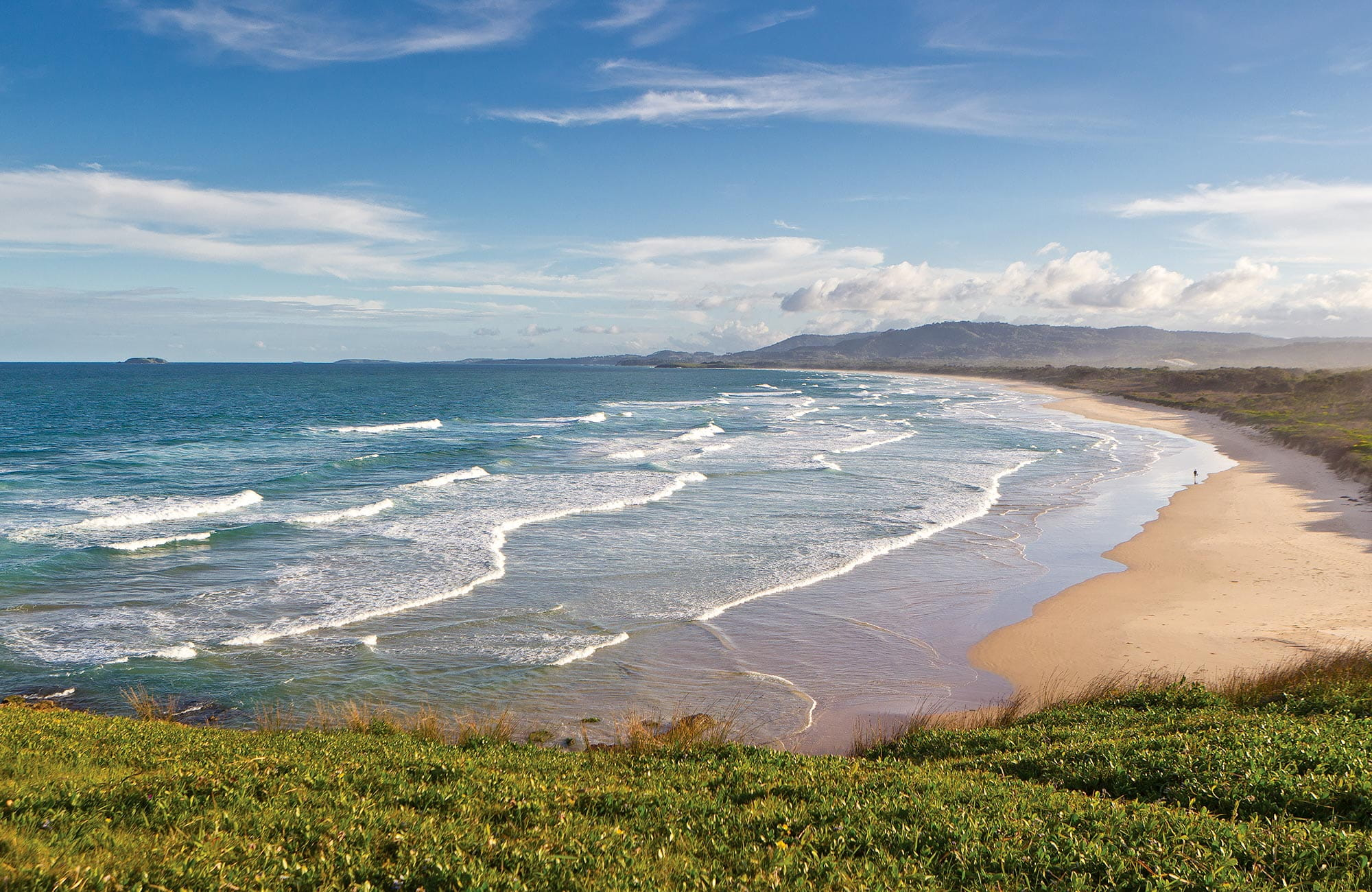 Moonee Beach Nature Reserve. Photo: Rob Cleary