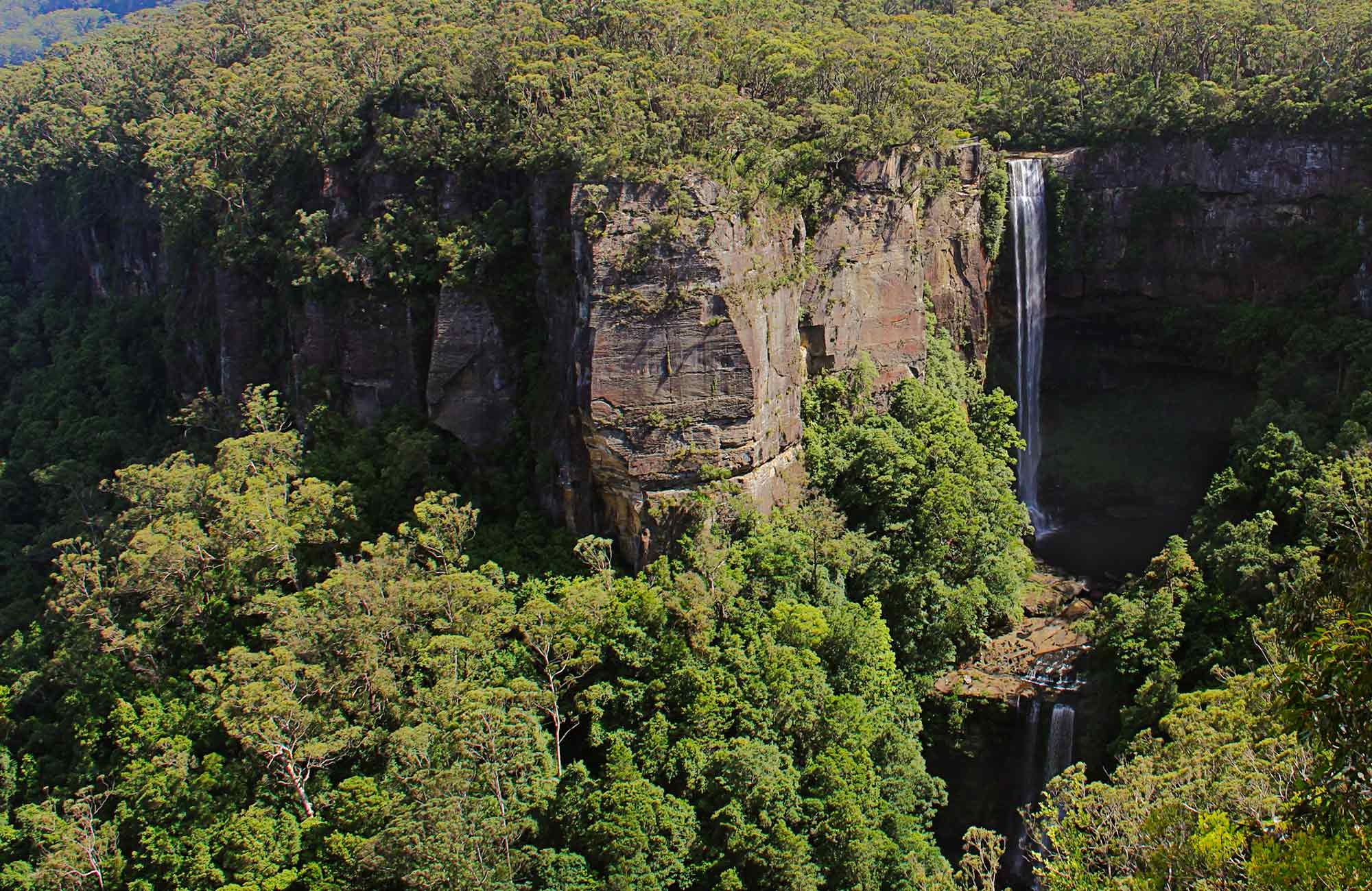 Belmore Falls. Photo:John Yurasek