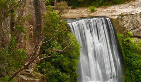 Belmore Falls, Morton National Park. Photo: Nathaniel L. Tolentino