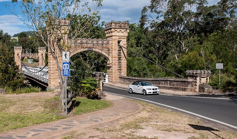 Coast to the Highlands scenic drive - Kangaroo Valley, Morton National Park. Photo: Michael Van Ewijk