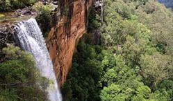 Fitzroy Falls, Morton National Park. Photo: John Yurasek
