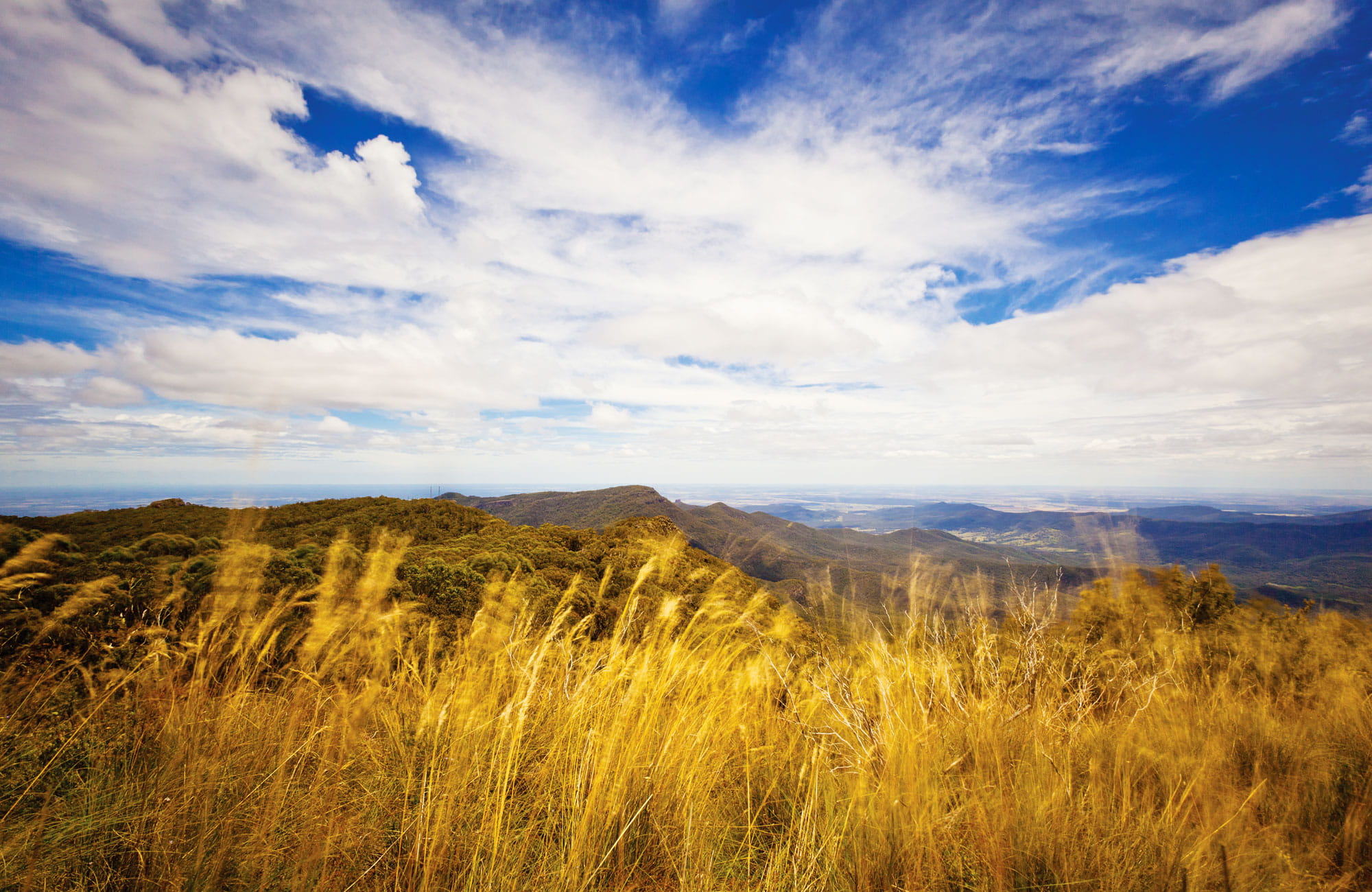 Lookout, Mount Kaputar National Park. Photo: Rob Cleary