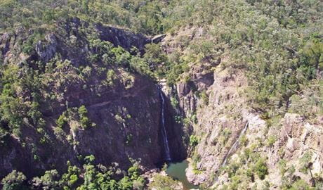 Scutts Hut and Kurrawonga Falls walk, Mount Kaputar National Park. Photo: Jessica Stokes