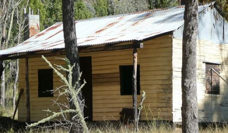 Scutts Hut, Mount Kaputar National Park. Photo: Ian Brown