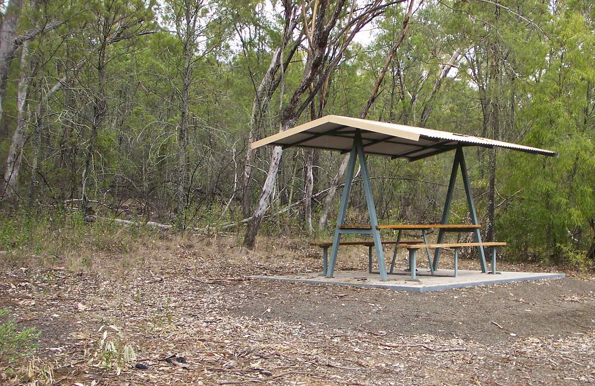 Waa Gorge picnic area, Mount Kaputar National Park. Photo: Daniel Trudgeon