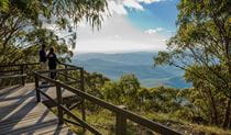West Kaputar lookout, Mount Kaputar National Park. Photo: Ian Brown