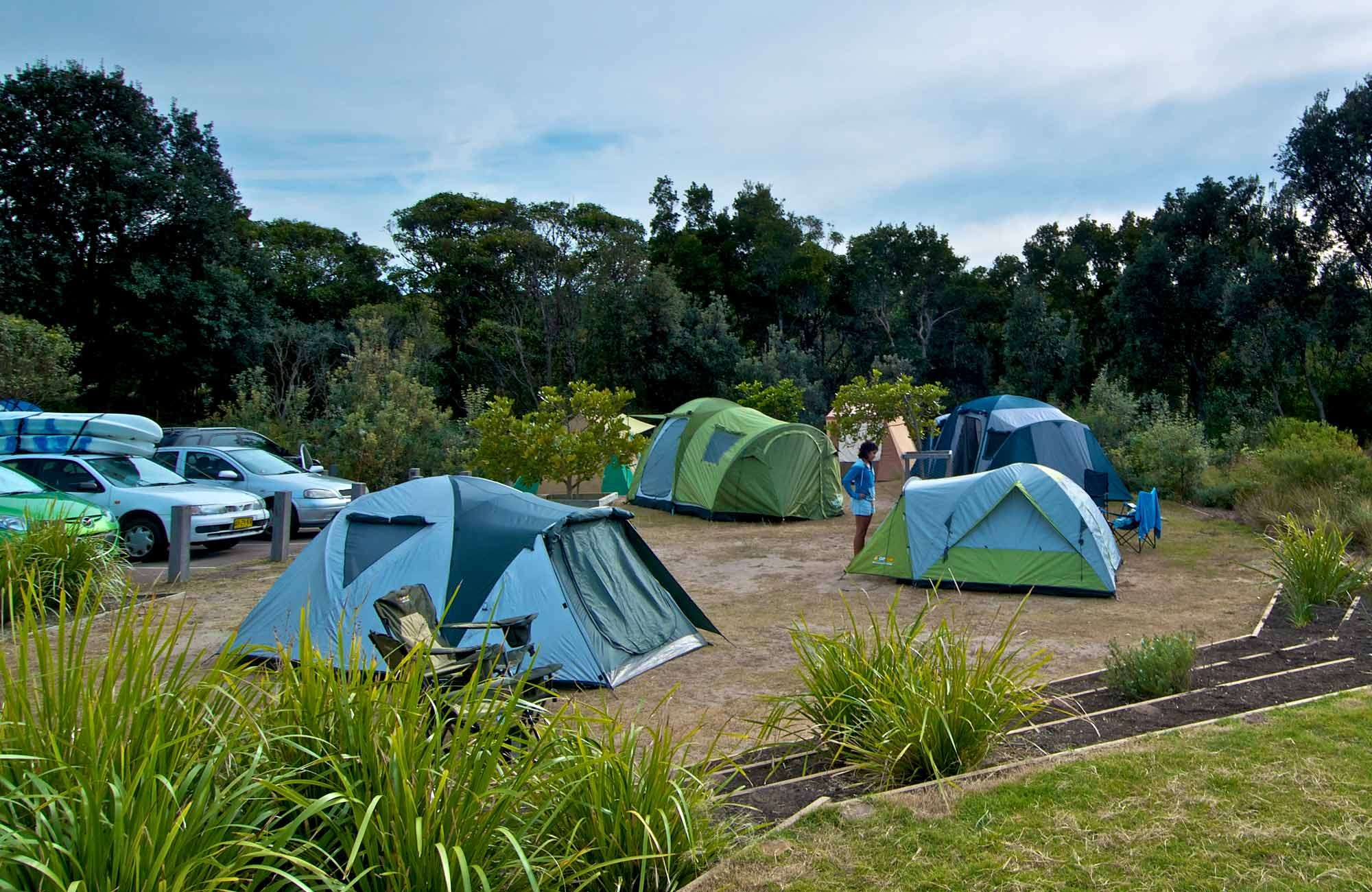 Freemans Campground, Munmorah State Conservation Area. Photo: John Spencer
