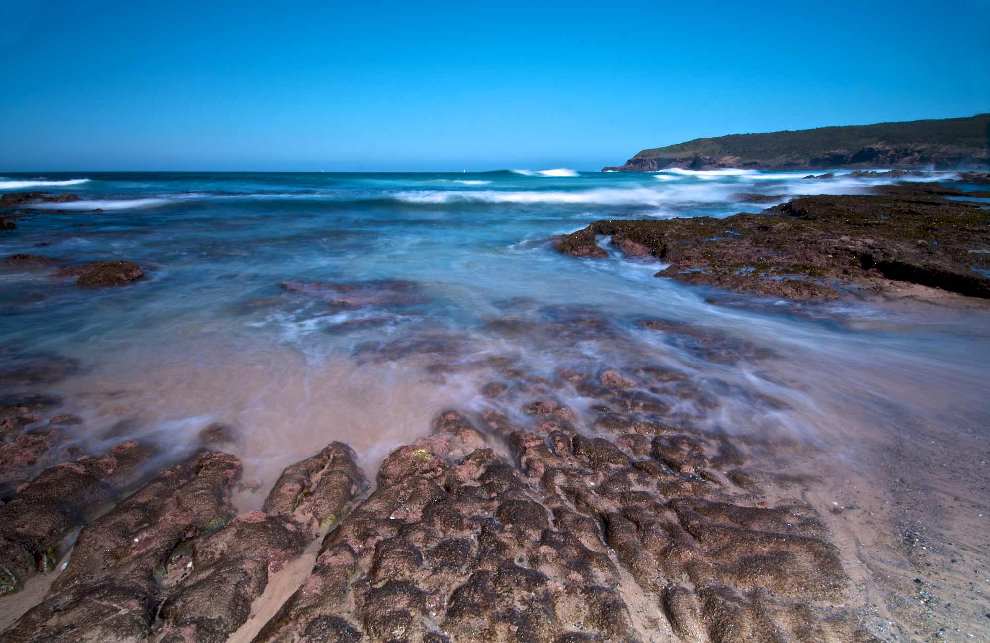 Moonee Beach, Munmorah State Conservation Area. Photo: John Spencer