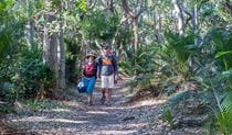 Myrtle Beach walking track, Murramarang National Park. Photo: Michael Van Ewijk