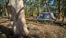Boomeri campground, Myall Lakes National Park. Photo: John Spencer/NSW Government