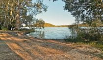 Hearts Point picnic area, Myall Lakes National Park. Photo: John Spencer © DPIE