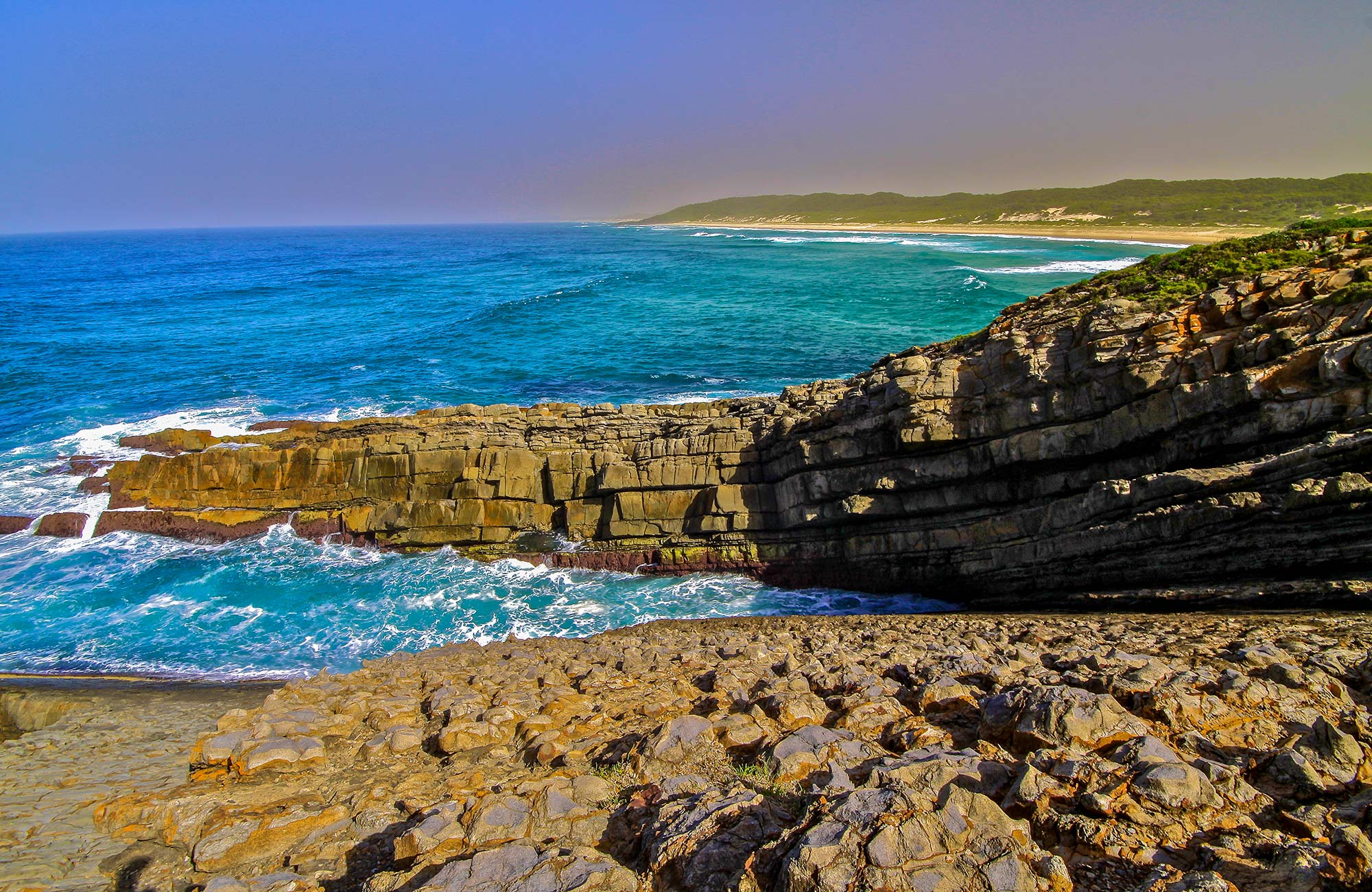 Treachery Headland Walk, Myall Lakes National Park. Photo: John Spencer