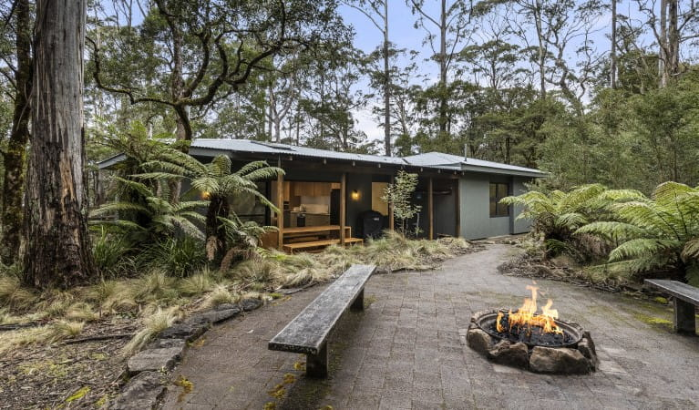 The Residence, New England National Park. Photo: Robert Cleary/OEH