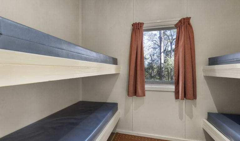 Bathroom, Toms Cabin, New England National Park. Photo: Robert Cleary/OEH