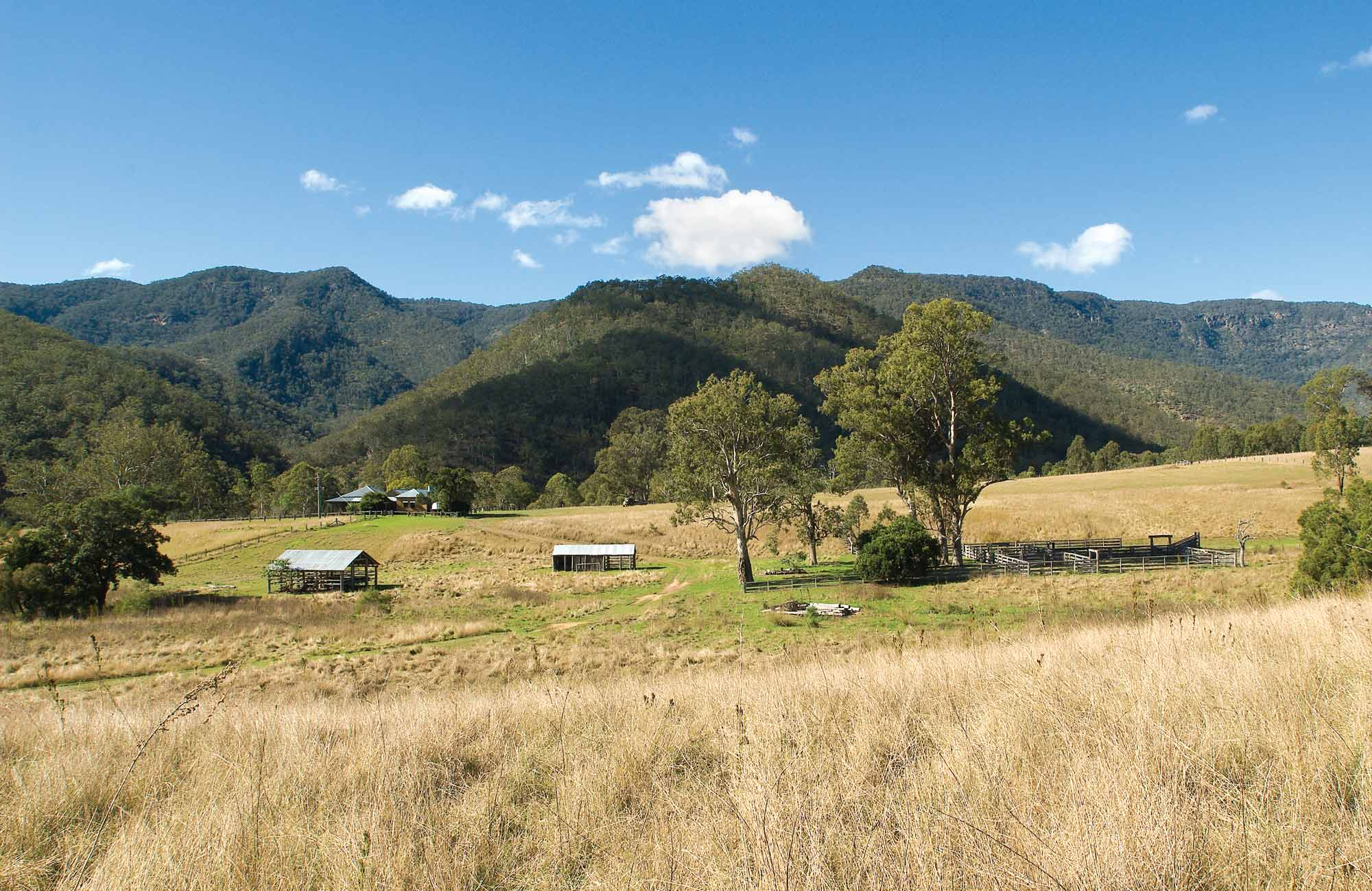East Kunderang Homestead, Oxley Wild Rivers National Park. Photo: Michael Van Ewijk