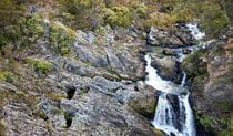 Tia Falls, Oxley Wild Rivers National Park. Photo: Gerhard Koertner
