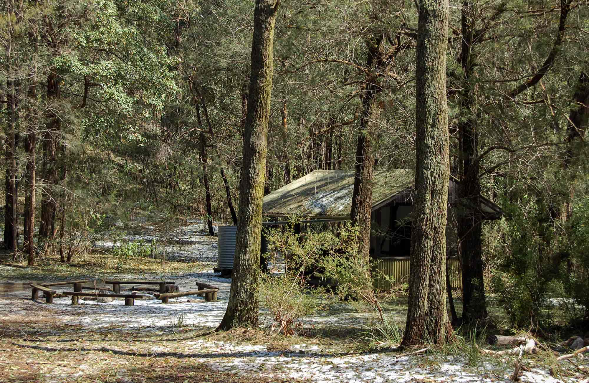 Heartbreak Campground, Parr State Conservation Area. Photo: Susan Davis/NSW Government