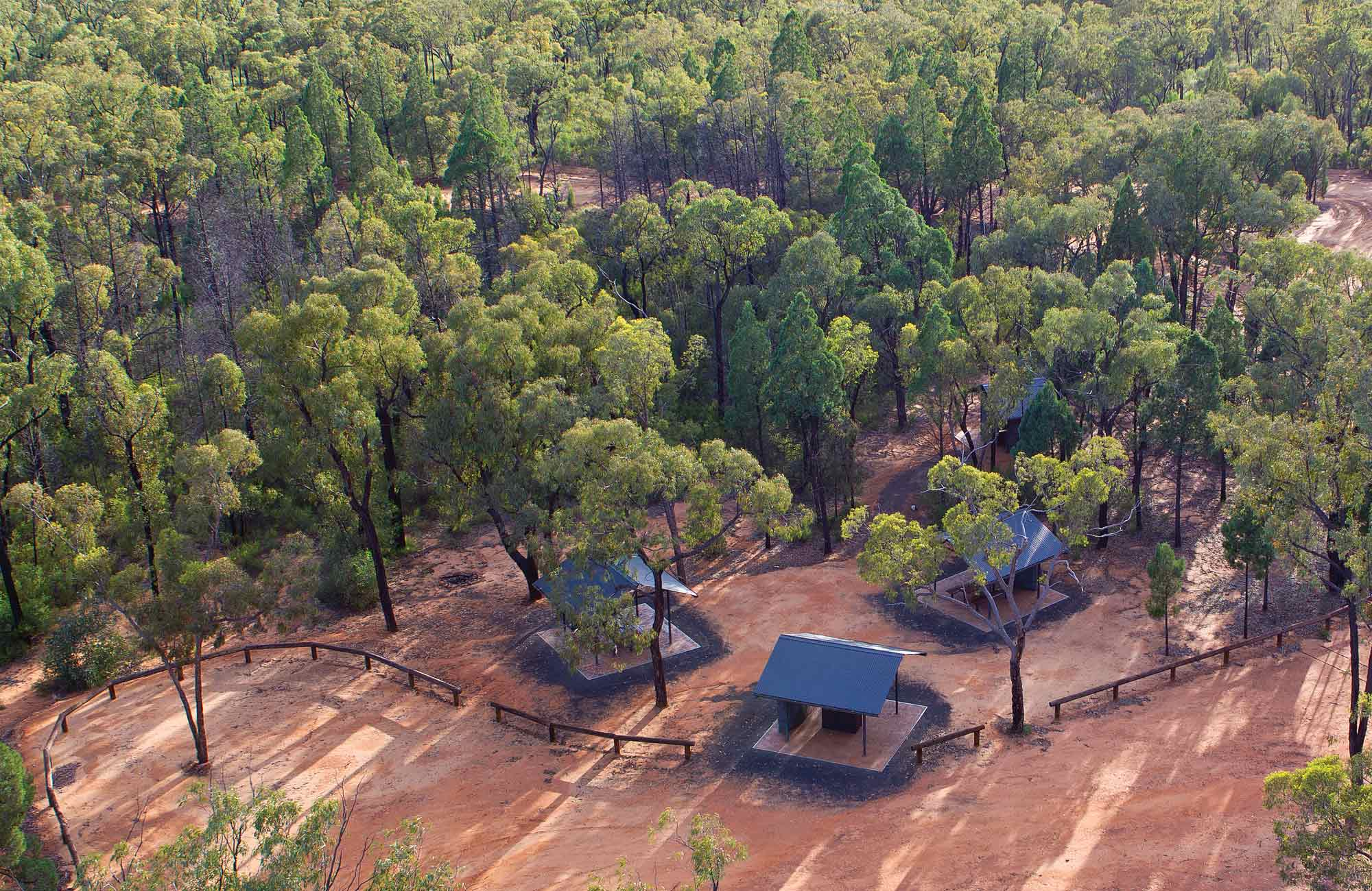Salt Caves Picnic Area, Pilliga National Park. Photo: Rob Cleary