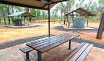 Salt Caves picnic area, Timmallallie National Park. Photo: Rob Cleary
