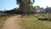 Rouse Hill estate walk, Rouse Hill Regional Park. Photo: Helen Ord
