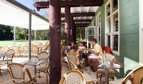 Weir Cafe, Royal National Park. Photo: David Finnegan/NSW Government