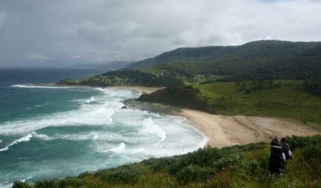 North Era Campground, Royal National Park. Photo: Andy Richards