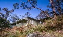 Exterior of Reids Flat Cottage in Royal National Park. Photo: Rosie Nicolai/OEH