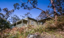 Reids Flat Cottage, Royal National Park. Photo: Rosie Nicolai OEH