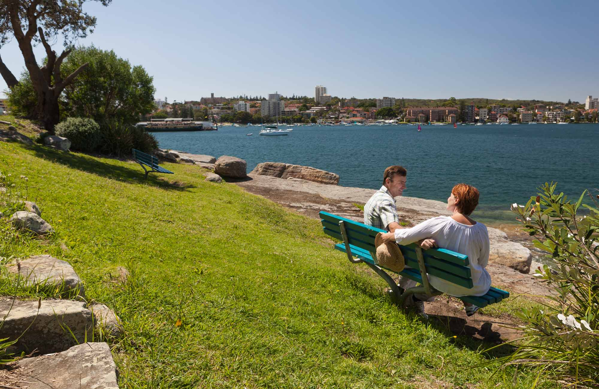 Manly Scenic Walk, Sydney Harbour National Park. Photo: David Finnegan