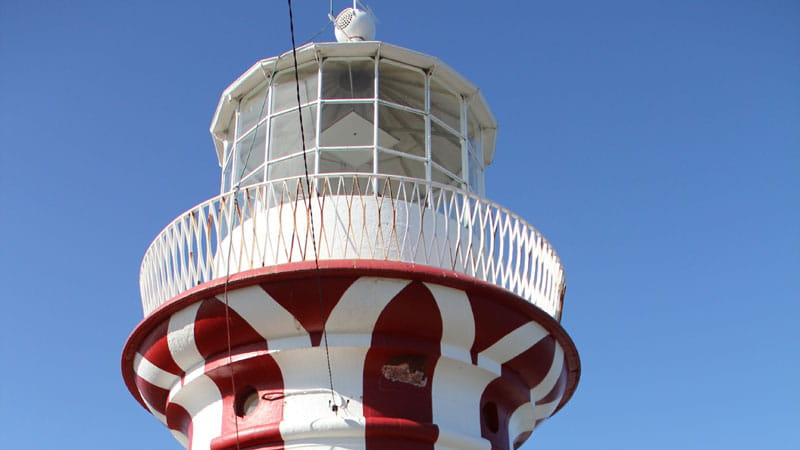 Hornby Lighthouse, Sydney Harbour National Park. Photo: John Yurasek