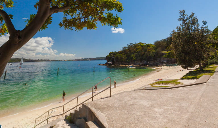 The Nielsen, Sydney Harbour National Park. Photo: David Finnegan