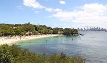 Shakespeare Point, Sydney Harbour National Park. Photo: John Yurasek/NSW Government